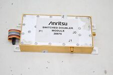 Anritsu switched doubler module 28875