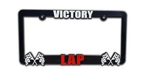 "Nipsey Hussle ""Victory Lap"" License Plate Frame"