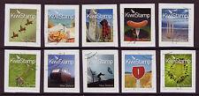 Francobolli usati 10 francobolli