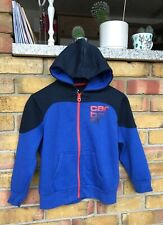 Boys Carbrini Tracksuit Jumper Hoody size 7-8 years