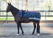 Harry's Horse Ausreitdecke 0g Sattelausschnitt wasserdicht und reflektierend L