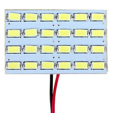 12V 3W  LED Light 24X SMD 5730 LED Panel Car Dome Interior Read Drive Lamp Light
