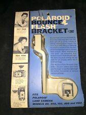 Polaroid Bounce Flash Bracket # 292 (Rarely Find It New) *New*