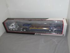 International ProStar Ledwell Hydratail Trailer 1:34 Komatsu First Gear Truck NI
