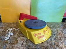 Howdy Doody Plastic Phono-Doodle Record Player 1950's Hard To Find