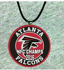 Atlanta Falcons NFC CHAMPS Necklace
