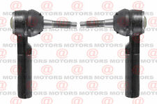 Chrysler Pt Cruiser Dodeg Neon 2 Outer Tie Rod End Right & Left Replacement New