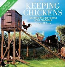 Keeping Chickens: Getting the Best from Your Chickens-ExLibrary