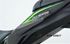 R&G PAIR TAIL SLIDERS CARBON FIBRE  Kawasaki ZX6-R (2014 - 636)