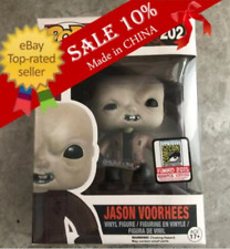 Funko Pop Jason Voorhees #202 Friday The 13th Exclusive Sticker MINT。+Protector
