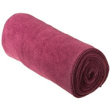 Sea to Summit Super Absorbent Fast Drying Microfibre Tek Towel in BERRY Medium