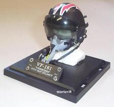 Mini US.Navy VF-161 HGU 55/P Flight / Flying Helmet & MBU 12/P Oxygen Mask (217)
