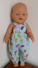 Baby dolls clothes hand made to fit baby born ,Annabell 18 inches