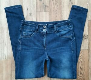 Ladies NEXT Skinny Lift Slim & Shape jeans size 14 R waist 32 leg 30