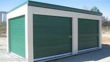 DuroSTEEL JANUS 14'W x 10'T Insulated 3100i Series Wind Rated Rollup DOOR DiRECT