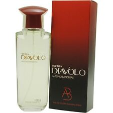 Diavolo by Antonio Banderas EDT Spray 3.4 oz