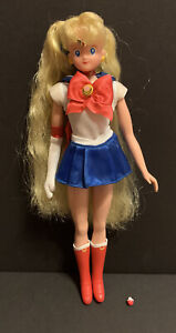 Vintage 2000 Irwin Toy Sailor Moon Poseable 11.5 Inch Doll