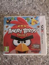 Angry Birds Trilogy Game for Nintendo 3DS PAL