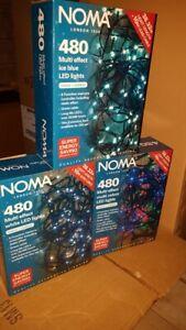 Noma 480 INDOOR/OUTDOOR LEDS WHITE, WARM WHITE, COLOURED