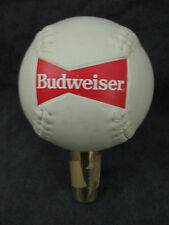 Budweiser Baseball Tap Handle
