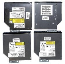 LOT 4X HP - 481429-001 - HP Slim 12.7 MM SATA DVD-RW