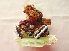 Boyds Bear 1995 Simone & Bailey - Helping Hands Numbered W/Paperwork & Orig Box