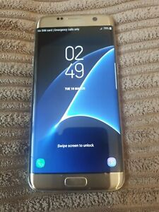Samsung SM-G935F Galaxy S7 edge 32GB 4GB INTERMITTENT FAULT  SM-G935F UNLOCKED