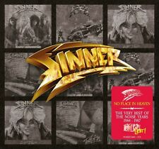 Sinner-No Place in Heaven-Very Best of the noise years (1984-1987) 2 CD NUOVO