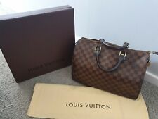 Louis Vuitton Bag Speedy 35 Authentic With Dust Bag And Box With Authenticity