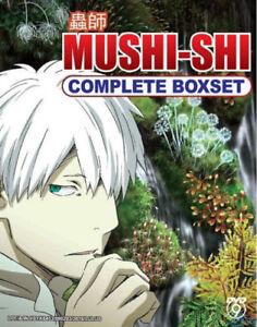 Mushi-Shi / Mushishi Anime DVD Season 1 -3 (Vol.1 to 46 end) (English Subtitle)