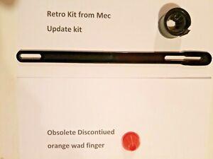 Mec wad finger upgrade ( Replaces  discontiued orange wad finger)  All Ga. sizes