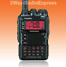 YAESU VX-8DE 6m-220-VHF-UHF, 5 WATTS, UNBLOCKED TRANSMIT, with 220 MHZ!  VX-8DR