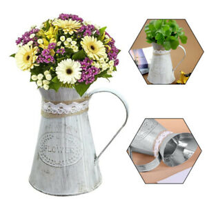 Fashion Iron Flower Vase For Home Office Party Festival Decoration Country SBZY