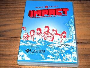 DVD Warren Miller's IMPACT   unused