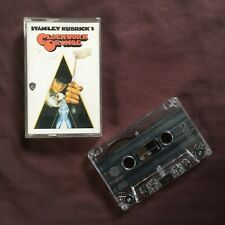 A Clockwork Orange, music from the soundtrack, cassette tape. v good condition