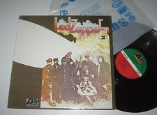 LP/LED ZEPPELIN/II/Atlantic OLW-012 / KOREA +OIS MEGARAR