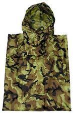 VZ95 Czech Army Camo Pattern - Raincoat, Poncho Rip Stop Material - CZ Camo