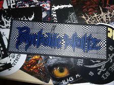 Psychotic Waltz Strip Import Patch Progressive-Metal Nasty Savage