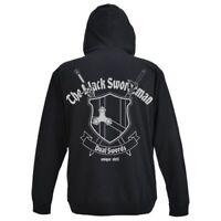Sword Art Online Black Swordsman Parka Black M size