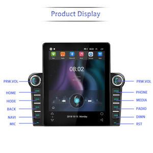 "Android10.0 2DIN 9.5"" 2.5 HD Screen BT MP5 Player Car Stereo Radio GPS Navi WIFI"