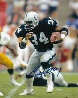 Bo Jackson Autographed Signed 8x10 Photo ( HOF Raiders ) REPRINT ,