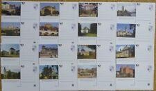 Tschechische Republik aus 1995/96 ** postfrisch Bildpostkarten Serie!