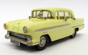Model Road Replicas 1/43 Scale No.9 - Vauxhall Victor F-Type - Yellow