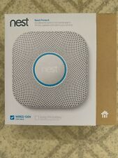 Google S3003LWES Nest Protect Smoke and Carbon Monoxide Alarm - White
