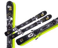 Snowblades Race Shorty 99cm + Tyrolia Sicherheitsbindung Nau Saison 2019/2020