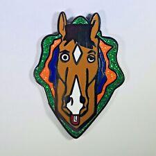 BoJack Horseman Pin, Hat Pin, Lapel Pin, Horsin' Around, Will Arnett