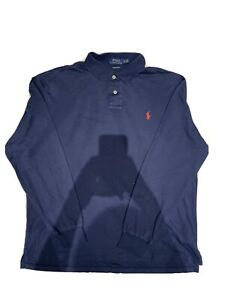 Polo Ralph Lauren Rugby Shirt Dry-fit • Size XL