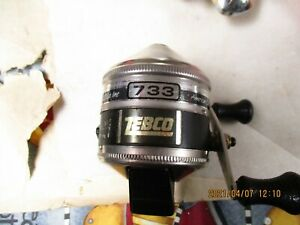 Vintage Zebco THE HAWG 733....MADE IN THE USA