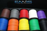 18 GAUGE WIRE 10 COLORS 10 FT EA PRIMARY AWG STRANDED COPPER POWER REMOTE CABLE