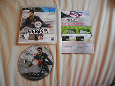 FIFA 14 (Sony PlayStation 3, 2013) NO MANUAL